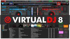 Free Download Virtual DJ 8 For Windows