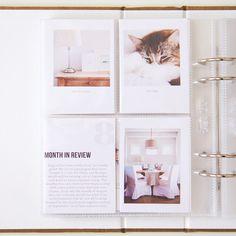 carly robertson   handbook size project life