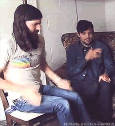 I and love and The Avett Brothers