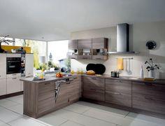 Luxury  modern kitchen designs the highest quality of Nobilia