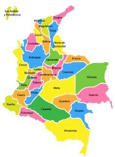 MAPA DE COLOMBIA (DIVISIÓN POLÍTICA DE COLOMBIA) Bonsai Apple Tree, Bonsai Tree Price, Bonsai Tree Care, Bonsai Soil, Bonsai Plants, Bonsai For Sale, Colombia Map, English Course, Lol Dolls