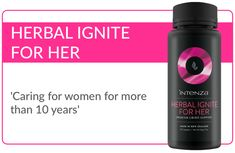 Herbal Ignite's sexual health collection has all the products you need to improve performance and put a spring back in your step. 10 Years, Herbalism, Health, How To Make, Herbal Medicine, Health Care, Salud