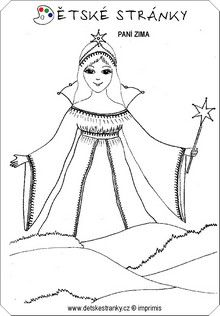 Paní Zima