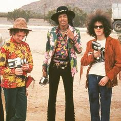 Electric Love Company - The Jimi Hendrix Experience