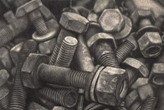 Nuts and bolts by ~visionality on deviantART