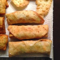 Food Pusher: Gluten Free Egg Roll Wrappers