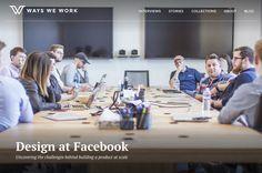 Ways We Work – Einblicke in die moderne Arbeitswelt