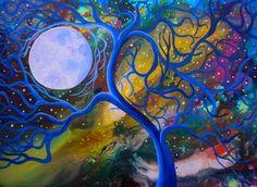 """Saatchi Online Artist Brandon Scott; Painting, """"nowI know which way to go"""" #art"""