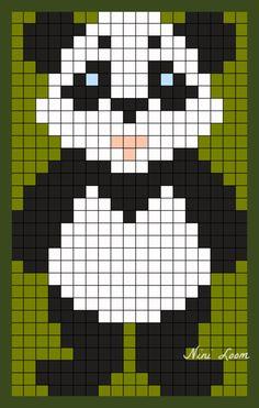 theme ours panda koala Baby Boy Knitting Patterns, Crochet Applique Patterns Free, Knitting Charts, Baby Knitting, Quilt Patterns, Mini Cross Stitch, Cross Stitch Animals, Cross Stitch Charts, Cross Stitch Patterns
