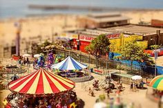 All things you need to know about Tilt-Shift photography..