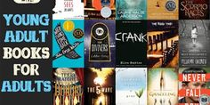 25 YA Books For Adults Who Don't Read YA - How many have you read?