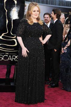 Adele in Jenny Peckham