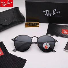New Style RayBan Men/Women Retro Comfortable UV Protection Sunglasses Ray Ban Men, Men And Women, Ray Bans, Sunglasses, Retro, Celebrities, Beauty, Style, Fashion