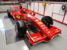 Turbo Sport Car from Ferrari F1 ( Front View ) - Ferrari Car
