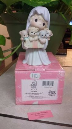 PRECIOUS-MOMENTS-BEARING-GIFTS-OF-GREAT-JOY-112863-VERY-RARE-NATIVITY-ADDITION