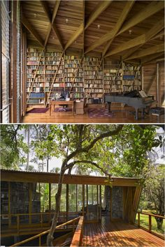 32 Home Libraries Any Bibliophile Would Love to Have