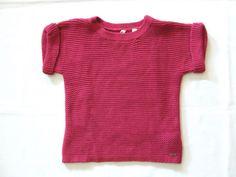 Ref. 700277- Jersey - okaïdi- niña - Talla 6 años - 5€ - info@miihi.com - Tel. 651121480