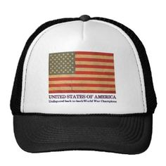 a4f253e3b77e4 16 Best America Back To Back World War Champions Hat images ...