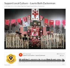 LAURIE BETH ZUCKERMAN ICONARTE