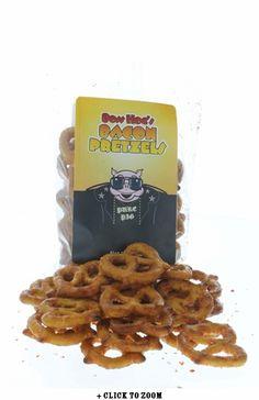 Boss Hog Maple #Bacon Pretzels