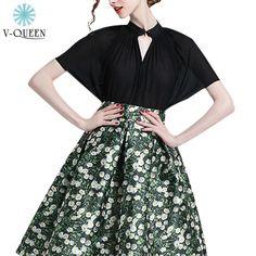 #aliexpress, #fashion, #outfit, #apparel, #shoes Plus, #Size, #XL, #Pleated, #Flounce, #Top, #Hollow, #Out, #Elegant, #Chiffon, #Blouse, #2015, #Summer, #Batwing, #Sleeve, #Black, #White, #Women, #Shirts, #B1507071 http://s.click.aliexpress.com/e/vrbqJqbIi