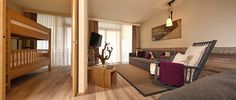 Suite Family, 58 m² Design Hotel, Divider, Room, Travel, Furniture, Home Decor, House, Bedroom, Viajes
