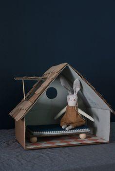 Petite maison de pou