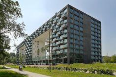 Architects: MVRDV Location: Geuzenveld, Amsterdam, The Netherlands Partners In Charge: Winy Maas, Jacob van Rijs, Nathalie de Vries Area: 35,000 sqm Photographs: Rob't Hart