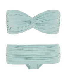 Un maillot de bain plissé | Norma Kamali