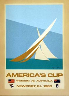 America's cup 1980