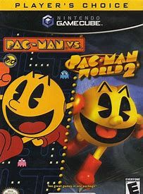 adventures starring the first real arcade hero, Pac-Man!In Pac-Man vs., players become either the Ghosts or Pac-Man. Shigeru Miyamoto, Nintendo, Gamecube Games, Strikes Again, Man Vs, Men Design, Mans World, Arcade Games, X Men