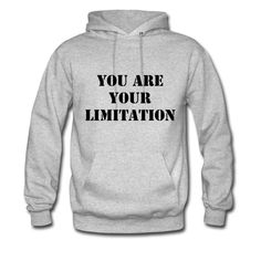 Never Limit yourself