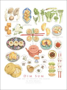 Dim Sum The Art Of Chinese Tea Lunch