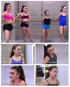 #ZieglerMackenzie dance moms S5E21