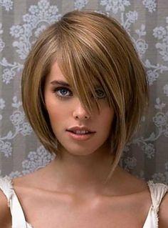 Bob Tarzı Bayan Saç Modelleri