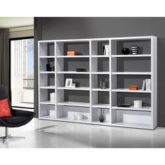 Estanterías Ampliación ref.1032 - Topkit #muebles #decoracion #interiorismo #estanterias #salon
