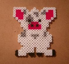Check out this item in my Etsy shop https://www.etsy.com/listing/507640521/pua-from-moana-perler-bead-sprite-disney