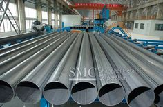 SMC specializes in the manufacture of seamless carbon steel pipe. Have a look : http://www.shanghaimetal.com/Seamless_Carbon_Steel_Pipe--pds395.html