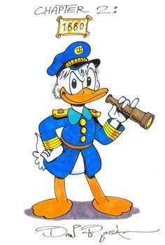 Chapter 2 Disney Duck, Disney Mickey, Disney Art, Walt Disney Animation, Pato Donald Y Daisy, Donald Duck, Don Rosa, Dagobert Duck, Studio Disney