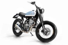 "Racing Cafè: Honda NX 650 Dominator ""Coyote"" CRD #23 by Cafè Racer Dreams"
