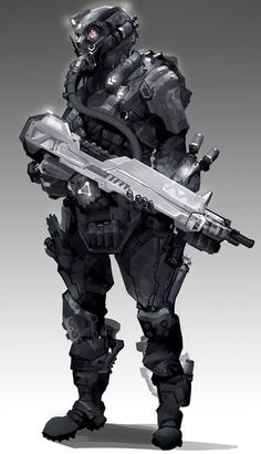 crassetination:  Various Cyber Soldiers 43