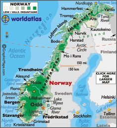 """We all know the query """"If a tree falls in a forest and no one hears it, does it make a sound?""""  Here's another one - """"If the Norwegian vowels aren't used on a map, does the name really change?"""""""