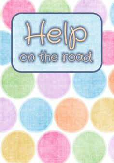 Printable ESL Book: Help On The Road (3rd-4th grade)