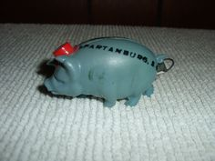 Vintage Celluloid Pig Tape Measure