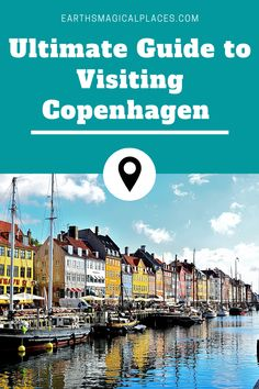 Travel Guide to Copenhagen, Denmark! Find out all the best things to do in Copenhagen in winter and for free! Castles in Copenhagen are some of the best things to see, but don't forget about all these other beautiful places #Travel #Copenhagen #WinterTravel Travel Tips For Europe, Europe Destinations, Best Places To Travel, Travel Abroad, Denmark Europe, Denmark Travel, Copenhagen Denmark, City Break Holidays, Europe Holidays