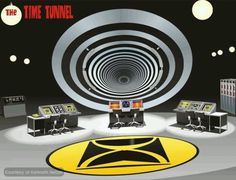 The Time Tunnel: Control Room