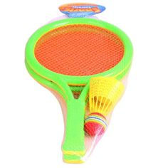 1Set Mini Dual Badminton Tennis Racket Indoor Outdoor Educational Baby Sports Game Gifts Toys For Children Novelty 2017 Hot Sale