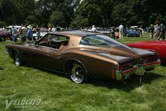 Classic cars: 1972 Buick Riviera is one of the most exotic ...