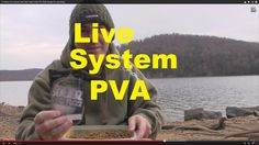 Brian Wingard discusses how he uses CC Moore Live System baits with Korda Solidz PVA. Carp Fishing, Dip, Salsa