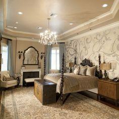 masterbedroom ideas | ... Good Classic Master Bedroom Designs Wall Mural – Wallpaper Mural